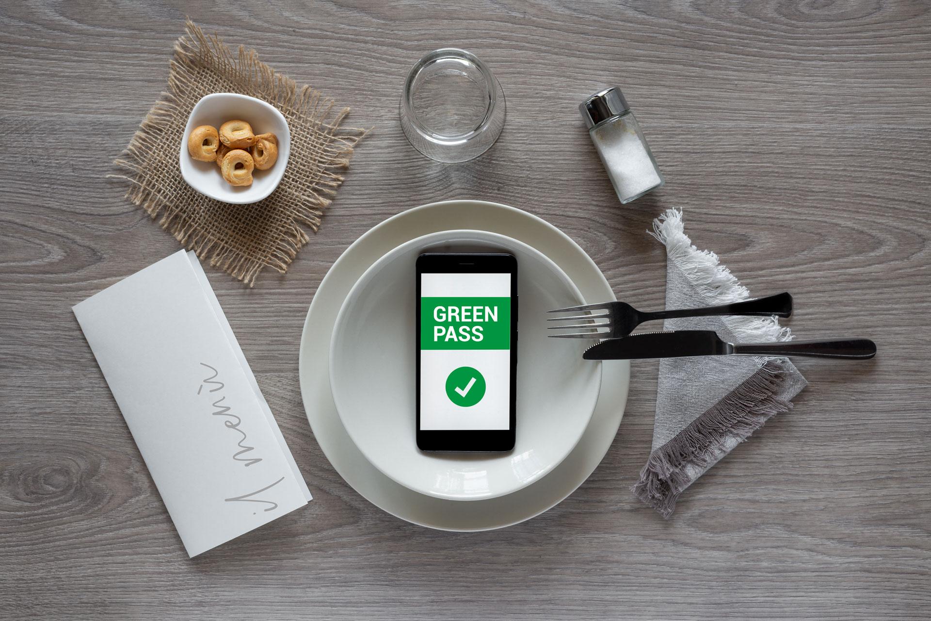 Green pass e ristorazione